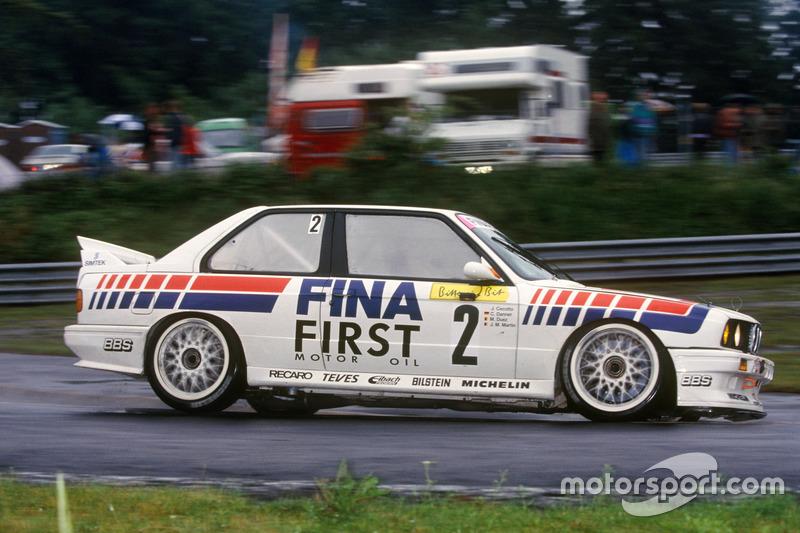 1992: Cecotto/Danner/Martin/Duez - BMW M3