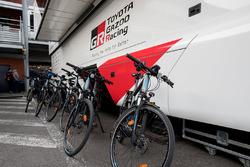 Toyota Gazoo Racing bicycles