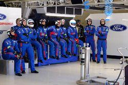 Ford Chip Ganassi Racing mechanics