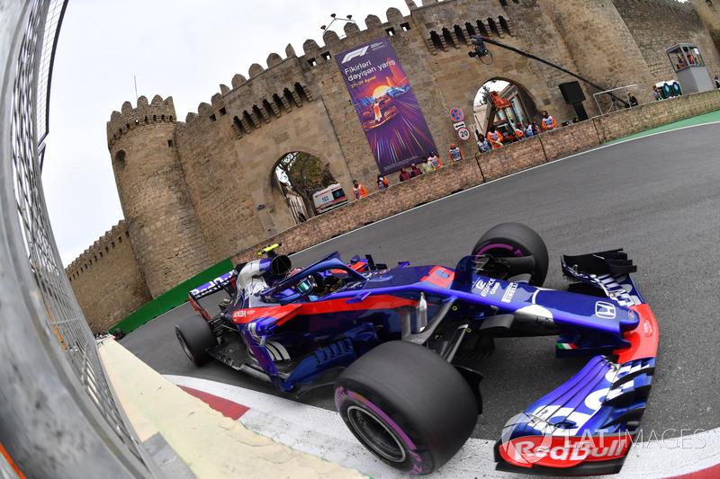 12e Pierre Gasly, Scuderia Toro Rosso STR13
