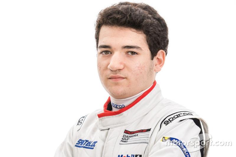 #12 Enzo Samon, ALR Team Partrax