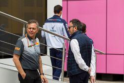 Mario Isola, Pirelli sportief directeur