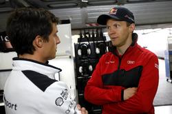 Bruno Spengler, BMW Team RBM, Mattias Ekström, Audi Sport Team Abt Sportsline