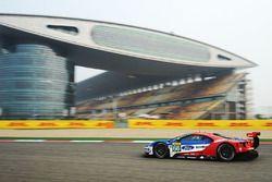 #66 Ford Chip Ganassi Team UK Ford GT: Stefan Mucke, Olivier Pla,