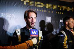 Jean-Eric Vergne, Andre Lotterer, Techeetah