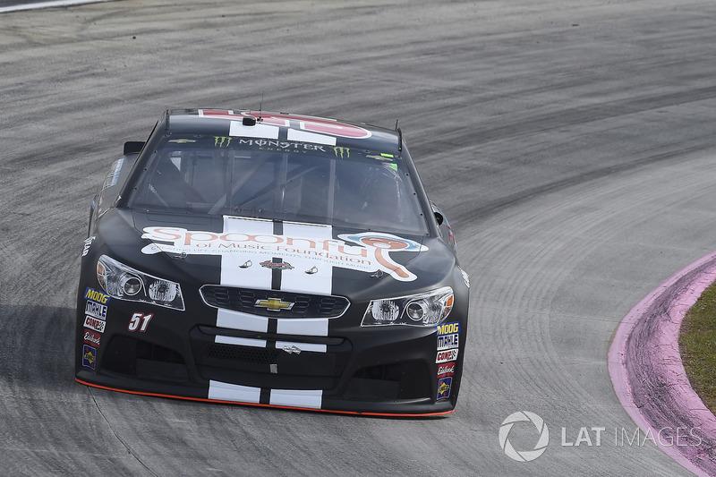 Кайл Везерман, Rick Ware Racing Chevrolet