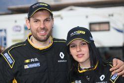 Ismaël Vuistiner und Florine Kummer, Vuistin Team, Ecurie 13 Etoiles, Champions 2017