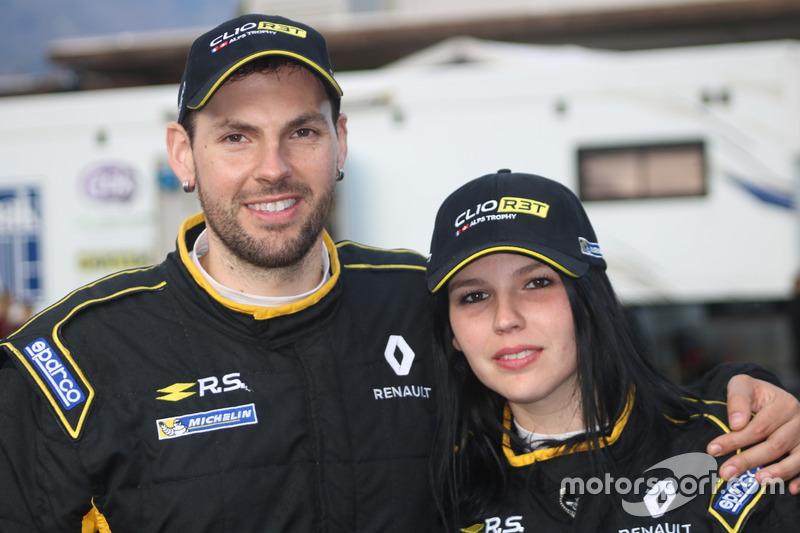 Ismaël Vuistiner und Florine Kummer, Vuistin Team, Ecurie 13 Etoiles, campioni 2017