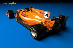 McLaren Renault 2018 concept