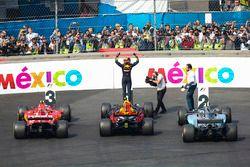 Max Verstappen, Red Bull, racewinnaar