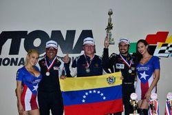 Angel Benitez, Juan Fayen, Anselmo Gonzalez, Formula Motorsport