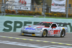 #06 MP1A Chevrolet Corvette, R.J. Lopez, Team Optica Lopez