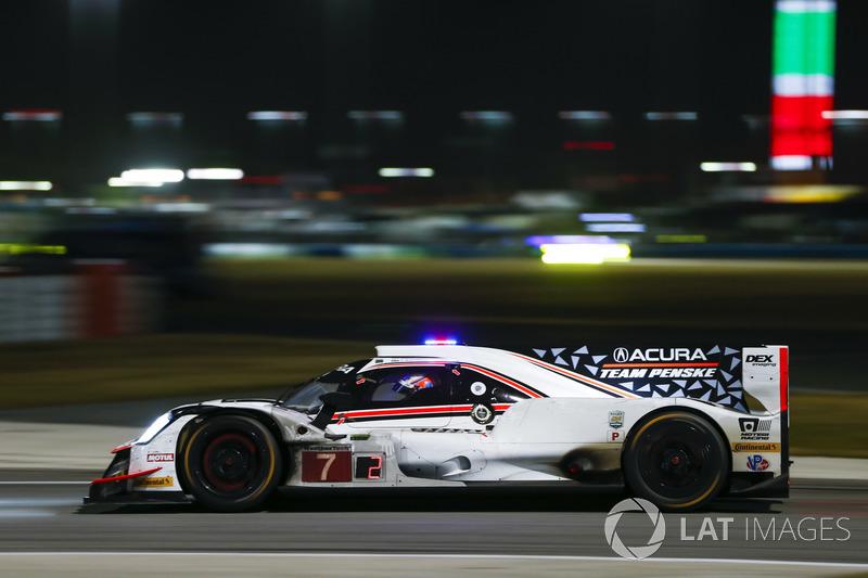 9. Prototyp: #7 Acura Team Penske, Acura DPi