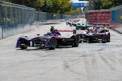 Sam Bird, DS Virgin Racing Alex Lynn, DS Virgin Racing