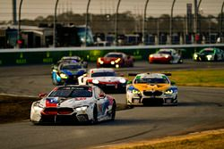 #25 BMW Team RLL BMW M8, GTLM: Bill Auberlen, Alexander Sims, Philipp Eng, Connor de Phillippi
