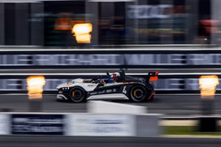 Helio Castroneves of Team Latin America driving the VUHL 05 ROC Edition