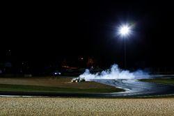 Problemi per #7 Starworks Motorsports ORECA FLM09: James Dayson, Quinlan Lall, Stefano Coletti in tr