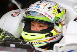 Takahiro Masuda(ITOCHU ENEX TEAM IMPUL)