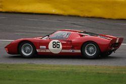 #86 Ford GT40 (1965): David Forsbrey