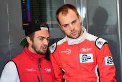 #47 Team WRT, Ligier JS P2 - Judd: Laurens Vanthoor, Will Stevens