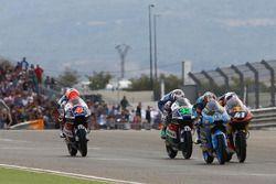 Jorge Navarro, Estrella Galicia 0,0, Brad Binder, Red Bull KTM Ajo