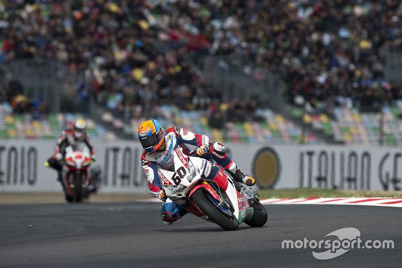 Michael van der Mark: 2. / 5. Platz