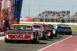 Mariano Werner, Werner Competicion Ford, Nicolas Bonelli, Bonelli Competicion Ford, Agustin Canapino