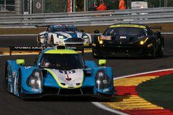 #18 M.Racing – YMR, Ligier JS P3-Nissan: Thomas Laurent, Yann Ehrlacher, Alexandre Cougnaud