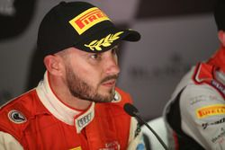 Ganador de la pole Franck Perera, ISR