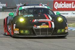 #73 Park Place Motorsports Porsche GT3 R : Patrick Lindsey, Jörg Bergmeister