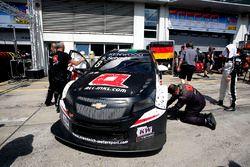Sabine Schmitz, All-Inkl Motorsport, Chevrolet RML Cruze TC1