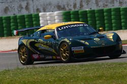 Enrico Ricciardi, Elitcar Lotus Milano