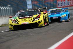 #32 Bonaldi Motorsport, Lamborghini Huracán GT3: Florian Spengler, Emanuele Zonzini