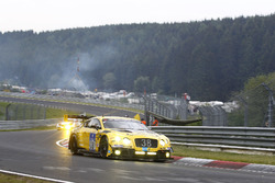 #38 Bentley Team Abt, Bentley Continental GT3: Christian Menzel, Guy Smith, Marco Holzer, Fabian Hamprecht