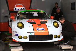 #86Gulf Racing Porsche 911 RSR