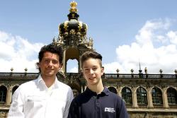 Luca Ludwig en Mike David Ortmann