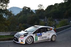 Davide Medici, Silvia Rocchi, Ford Fiesta Wrc, Movisport