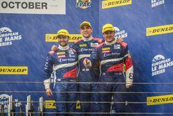Podium: #32 SMP Racing BR 01 Nissan: Stefano Coletti, Andreas Wirth, Vitaly Petrov