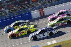 Michael McDowell, Circle Sport Leavine Family Racing, Paul Menard, Richard Childress Racing Chevrolet, Jamie McMurray, Chip Ganassi Racing Chevrolet