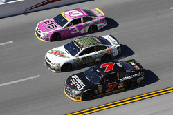 Austin Dillon, Richard Childress Racing Chevrolet, Alex Bowman, Hendrick Motorsports Chevrolet, Rega