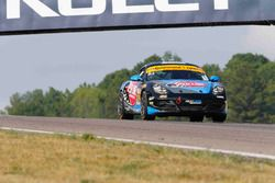 #83 Next Level European Porsche Cayman: Greg Liefooghe, Ari Balogh