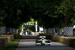 Martin Brundle, Brawn GP 001