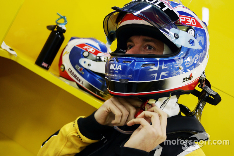 Grande-Bretagne 2016 - Jolyon Palmer, Renault