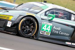 #44 Magnus Racing, Audi R8 LMS: John Potter, Andy Lally, Dion von Moltke