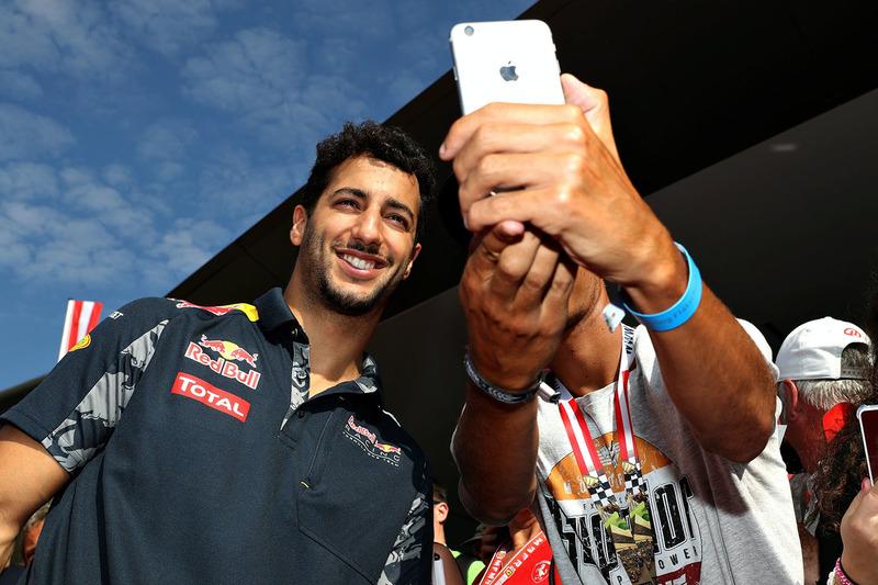 Daniel Ricciardo galt als ein Ferrari-Kandidat