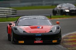 #41 CMR with Sport Garage, Ferrari 458 Italia GT3: Theo Filler