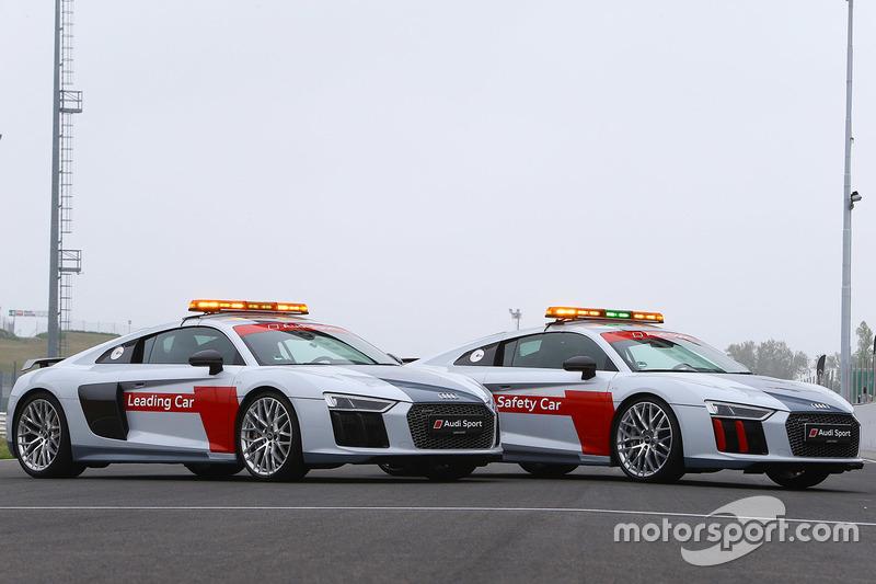 Safety cars Audi