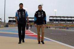 Mato Homola and Jerôme Woiret, B3 Racing Team Hungary