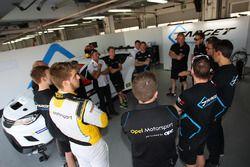 Jordi Oriola, Target Competition, Opel Astra TCR avec l'équipe
