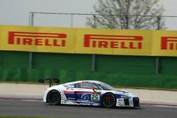 Romain Monti, Edward Sandström, Audi R8 LMS Audi R8 LMS, Sainteloc Racing